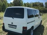 Volkswagen Transporter 2000 года за 4 000 000 тг. в Боровое – фото 3