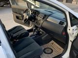 Nissan Tiida 2013 года за 4 100 000 тг. в Шымкент – фото 3