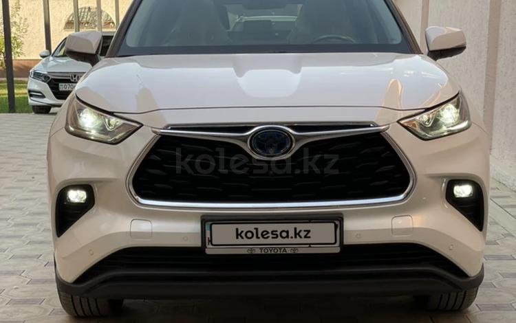 Toyota Highlander 2020 года за 27 700 000 тг. в Шымкент