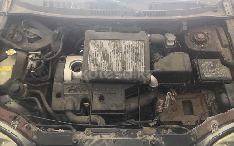 Двигатель дизельный хюндай санта фэ за 250 000 тг. в Нур-Султан (Астана)