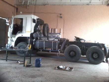 Капитальный ремонт двигателей КАМАЗ, МАЗ, УРАЛ в Шымкент – фото 2