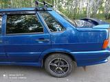 ВАЗ (Lada) 2115 (седан) 2008 года за 650 000 тг. в Костанай – фото 2
