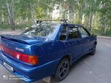ВАЗ (Lada) 2115 (седан) 2008 года за 650 000 тг. в Костанай – фото 4