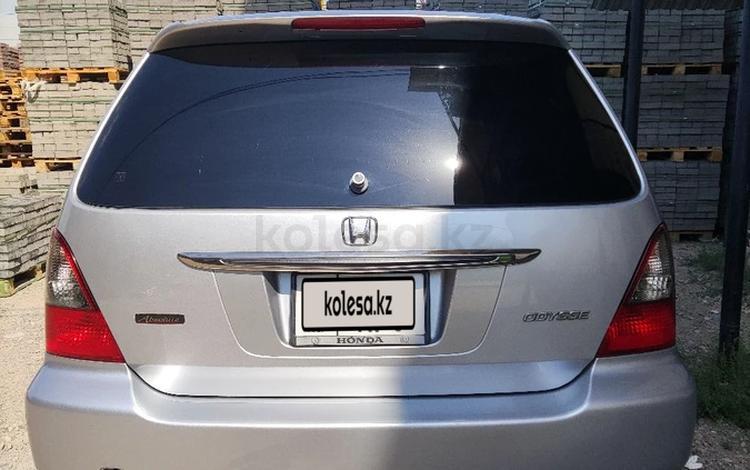 Honda Odyssey 2002 года за 3 300 000 тг. в Алматы