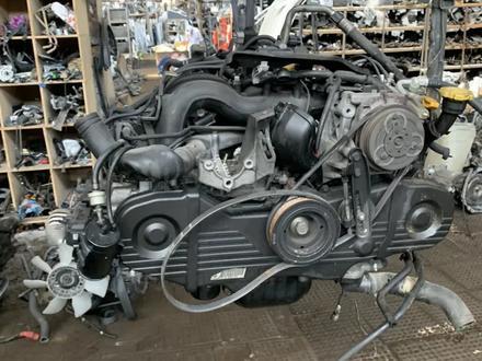 Двигатель и акпп на Subaru forester за 200 000 тг. в Алматы – фото 4