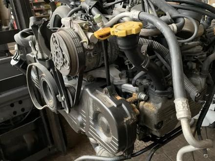 Двигатель и акпп на Subaru forester за 200 000 тг. в Алматы – фото 5