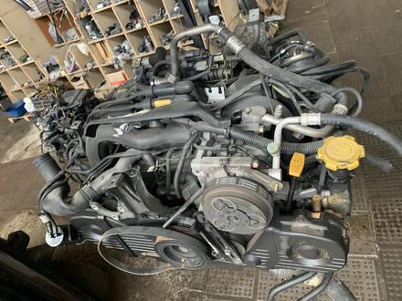 Двигатель и акпп на Subaru forester за 200 000 тг. в Алматы – фото 7