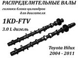 Головка блока цилиндров 1kd за 245 000 тг. в Алматы – фото 2