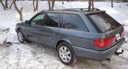 Audi A6 1993 года за 2 400 000 тг. в Алматы – фото 4