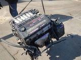 Контрактные двигатели из Японий на Mitsubishi 6A12 mivec за 185 000 тг. в Алматы