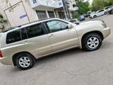 Toyota Highlander 2001 года за 6 600 000 тг. в Алматы – фото 5