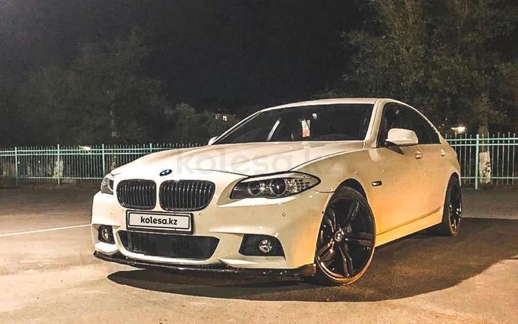 BMW 535 2011 года за 10 800 000 тг. в Атырау