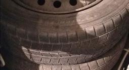 Железные диски с резиной за 55 000 тг. в Алматы