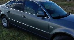 Volkswagen Passat 2002 года за 1 950 000 тг. в Костанай – фото 2