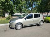 Renault Sandero 2012 года за 2 000 000 тг. в Петропавловск – фото 5