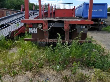 КамАЗ  Полуприцеп контейнеровоз 1993 года за 500 000 тг. в Петропавловск – фото 5