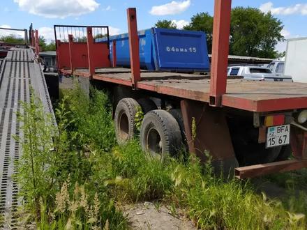 КамАЗ  Полуприцеп контейнеровоз 1993 года за 500 000 тг. в Петропавловск – фото 2