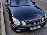 Lexus GS 300 2002 года за 5 100 000 тг. в Алматы – фото 5
