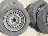 Диски шинами на бмв за 20 000 тг. в Тараз – фото 3