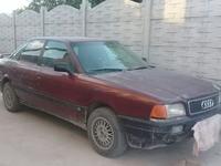 Audi 80 1990 года за 650 000 тг. в Тараз