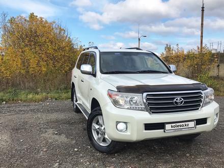 Toyota Land Cruiser 2008 года за 12 500 000 тг. в Усть-Каменогорск
