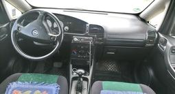 Opel Zafira 2002 года за 2 600 000 тг. в Атырау – фото 5
