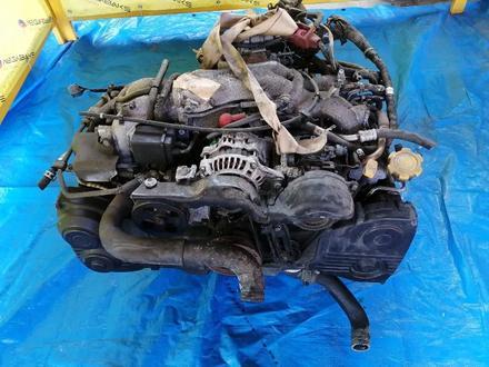 Двигатель Subaru Legacy BE5, BH5 EJ204 за 190 930 тг. в Алматы – фото 2