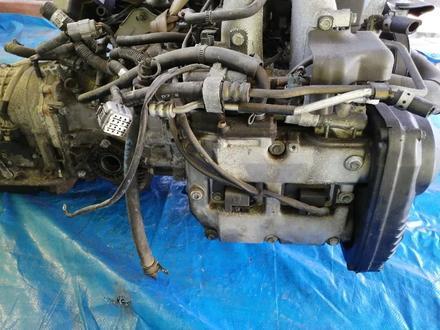Двигатель Subaru Legacy BE5, BH5 EJ204 за 190 930 тг. в Алматы – фото 4