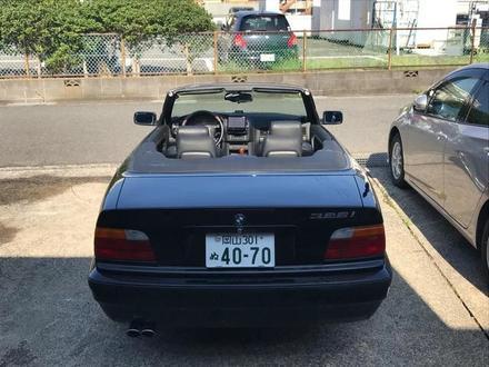 BMW 328 1997 года за 2 900 000 тг. в Алматы – фото 17