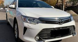 Toyota Camry 2015 года за 11 200 000 тг. в Алматы – фото 2