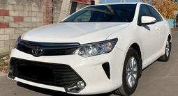 Toyota Camry 2015 года за 11 200 000 тг. в Алматы