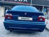 BMW 530 2001 года за 4 400 000 тг. в Шымкент – фото 4