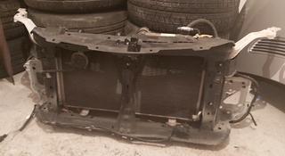 Телевизор, радиатор и дифузор Audi A4 B7 2005 г за 40 000 тг. в Алматы