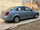 Daewoo Gentra 2014 года за 3 550 000 тг. в Туркестан – фото 3