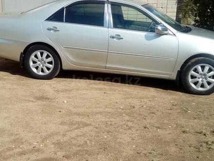 Toyota Camry 2002 года за 3 950 000 тг. в Усть-Каменогорск – фото 2