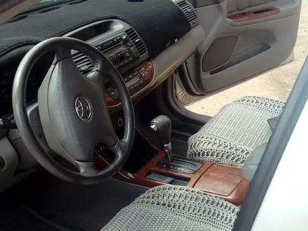 Toyota Camry 2002 года за 3 950 000 тг. в Усть-Каменогорск – фото 3