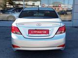 Hyundai Accent 2015 года за 4 670 000 тг. в Кызылорда – фото 4