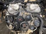 Двигатель на инфинити фх35 за 90 909 тг. в Алматы