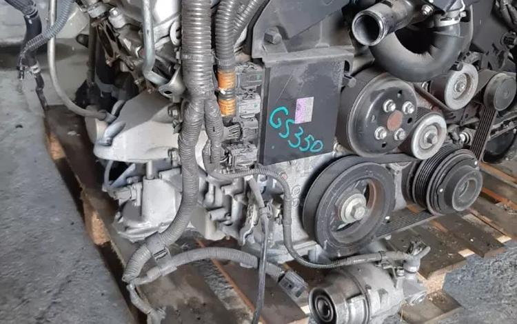 Контрактный Двигатель на Lexus GS 350 s190 в Алматы