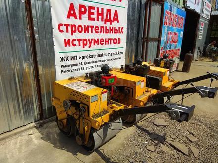 Каток дорожный вибрационный грунтовый виброплита трамбовка в Алматы – фото 2