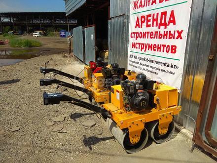 Каток дорожный вибрационный грунтовый виброплита трамбовка в Алматы – фото 3