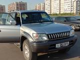 Toyota Land Cruiser Prado 1997 года за 4 100 000 тг. в Петропавловск – фото 3