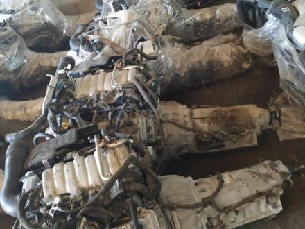 Контрактный двигатель (АКПП) на Porsche Cayenne 4.5cc 3.2cc v6 за 700 000 тг. в Алматы – фото 11