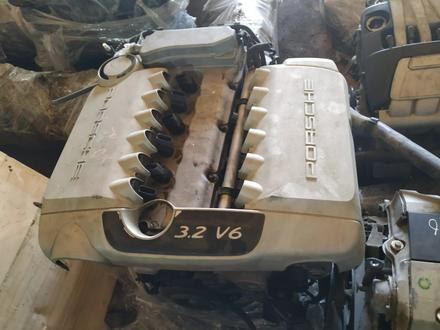 Контрактный двигатель (АКПП) на Porsche Cayenne 4.5cc 3.2cc v6 за 700 000 тг. в Алматы – фото 18