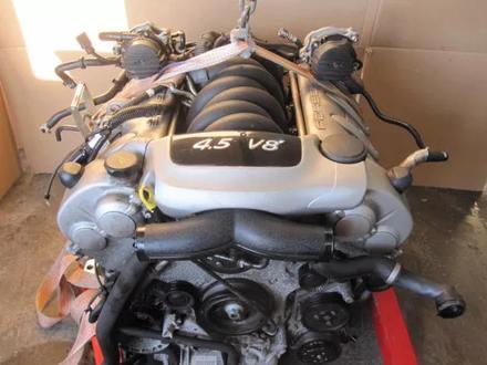 Контрактный двигатель (АКПП) на Porsche Cayenne 4.5cc 3.2cc v6 за 700 000 тг. в Алматы – фото 5