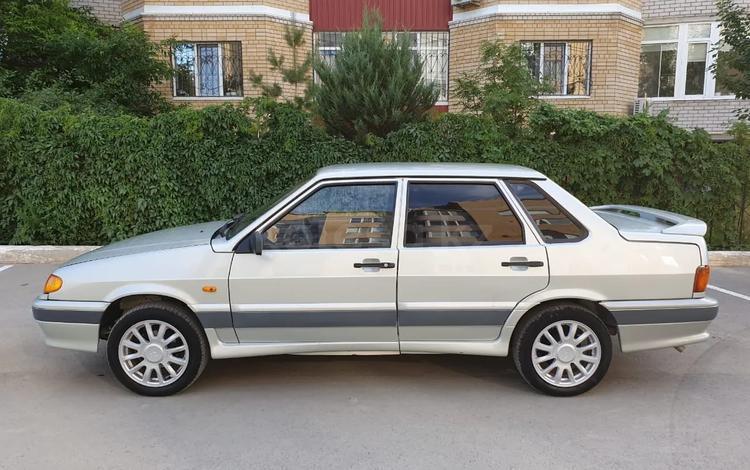 ВАЗ (Lada) 2115 (седан) 2005 года за 980 000 тг. в Актобе