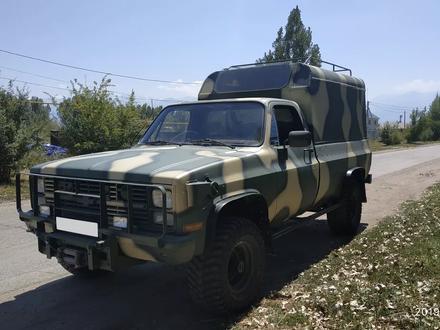 Chevrolet K30 1986 года за 5 700 000 тг. в Алматы – фото 2