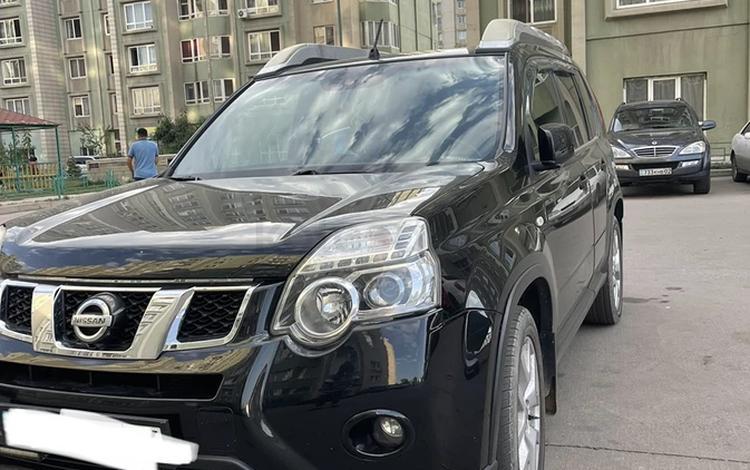 Nissan X-Trail 2013 года за 7 500 000 тг. в Алматы