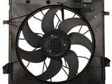 Вентилятор радиатора Мерседес X166 W166 GL, GLS, GLE за 142 000 тг. в Алматы
