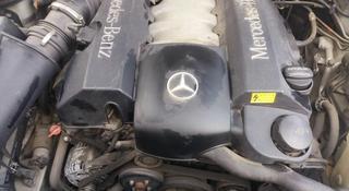 Двигатель Мерседес 210 за 10 000 тг. в Алматы